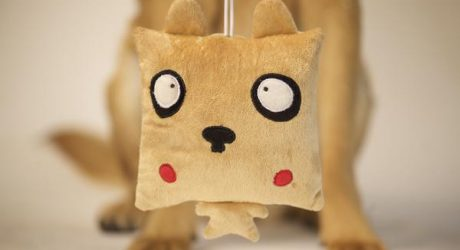 Peluches Bungeez Dog Toy