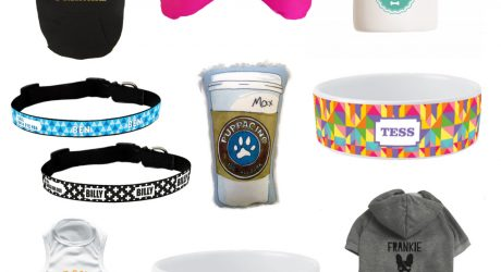 Personalized Pet Products from IdPet
