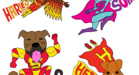 Pets Are Superheroes