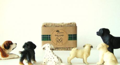 Prunella Handmade Vegan Dog Soap