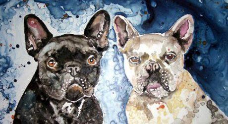 Rachael Rossman Pet Art
