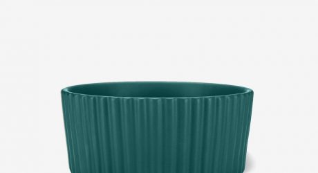 Ripple Ceramic Dog Bowl Collection from Waggo