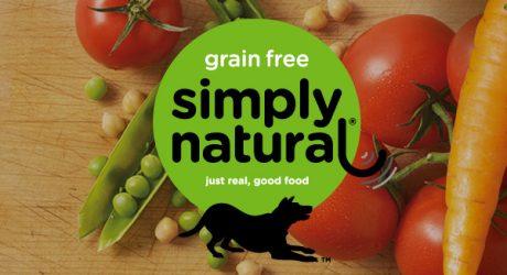 Simply Natural Grain-Free Dog Food