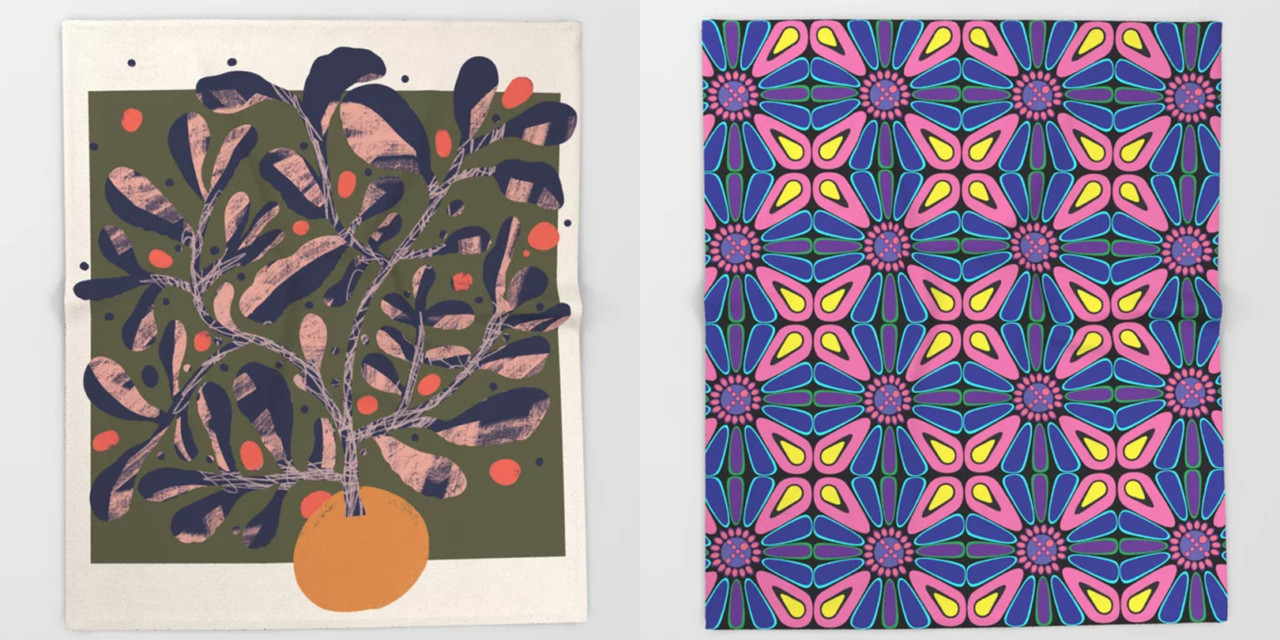 Grow Your Blanket Collection With Society6