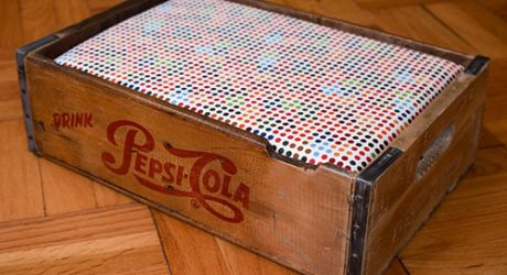 One-of-a-Kind Soda Crate Beds
