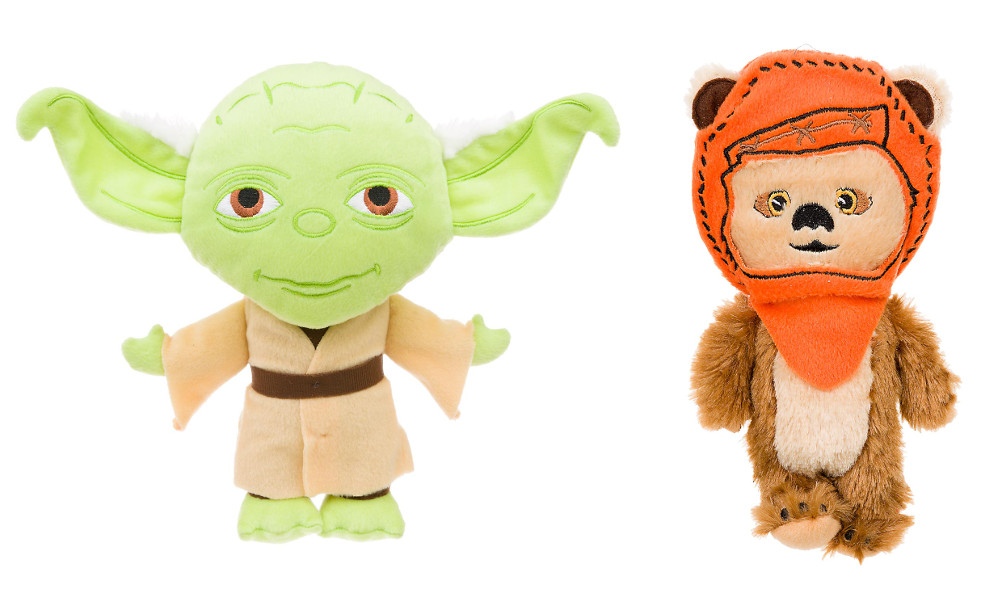 STAR WARS Dog Toys, Collars, and Accessories