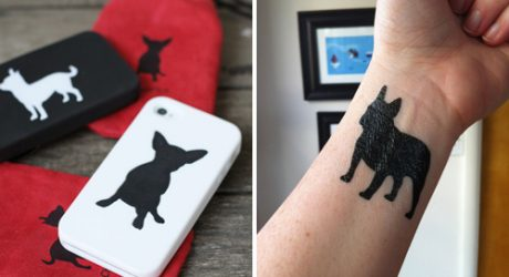 Dog Breed iPhone Cases and Temporary Tattoos by Steadfast Friends