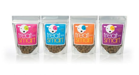 Treat Smart Chia Seed Dog Treats from Lincoln Bark
