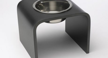 Modern Elevated Pet Feeders by Trendy Pet