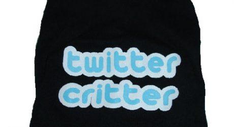 Twitter Critter Tank