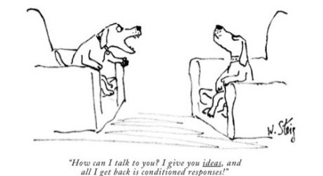 William Steig's Dog Cartoons