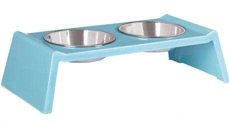 Modern Dog Feeders from Zack and Zoey