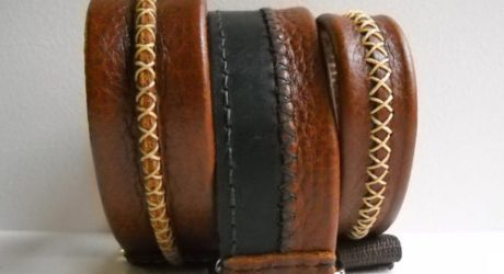 Handmade Leather Collars by Zumo