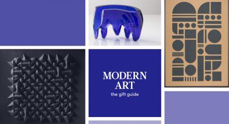 2019 Gift Guide: Modern Art