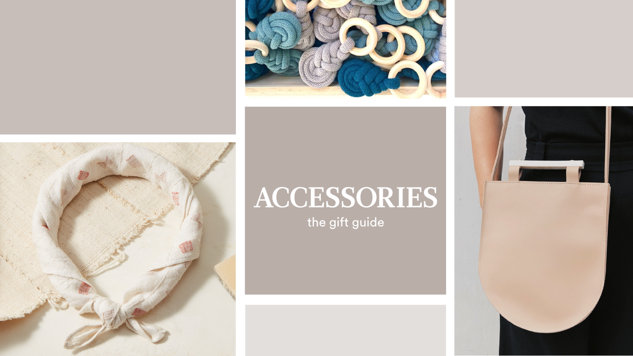 2019 Gift Guide: Accessories