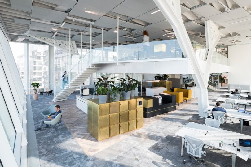 Firm Architects Creates the Epitome of a Good Office in Amsterdam