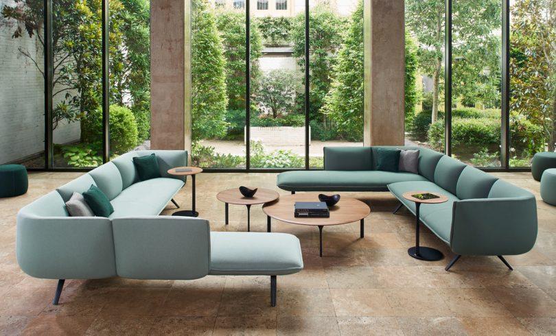Bernhardt Design Unveils a Modular Seating System by Luca Nichetto