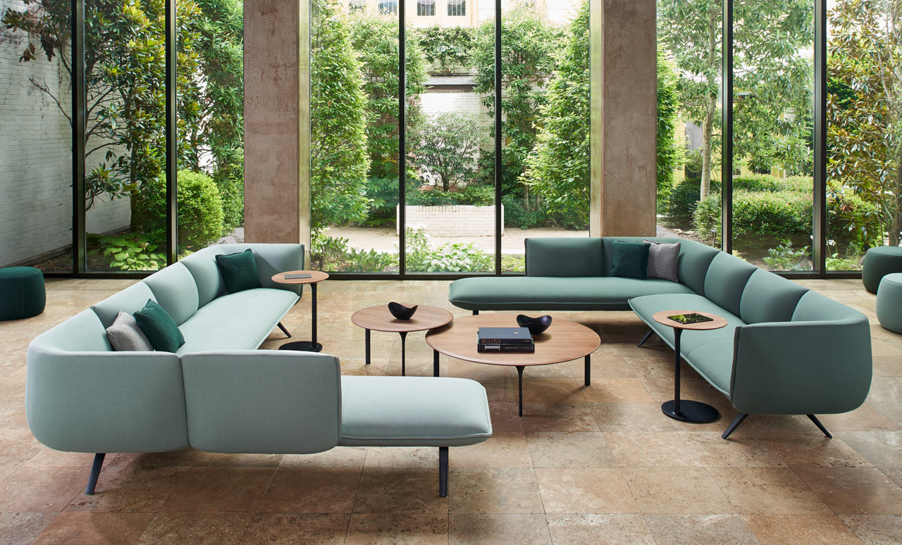 Bernhardt Design Unveils a Modular Seating System by Luca Nichetto