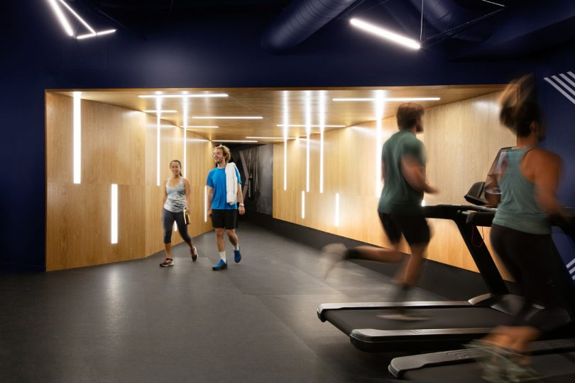 A Modern Gym in Seattle You'd Actually Like to Workout In