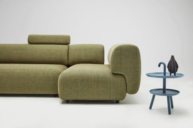 Miraculous A Modular Sofa System Inspired By Tiny Water Particles In Beatyapartments Chair Design Images Beatyapartmentscom