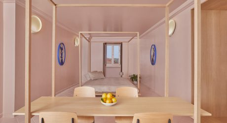 Airbnb Opens a Modern Rental in Italy Whose Profits Help the Community