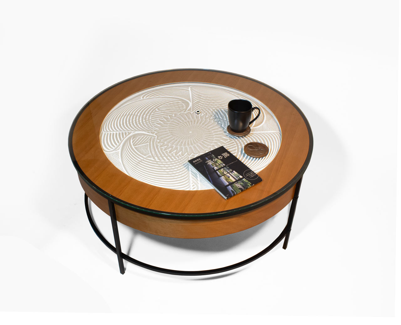 Sisyphus Industries Breaks Down Their Kinetic Art Tables