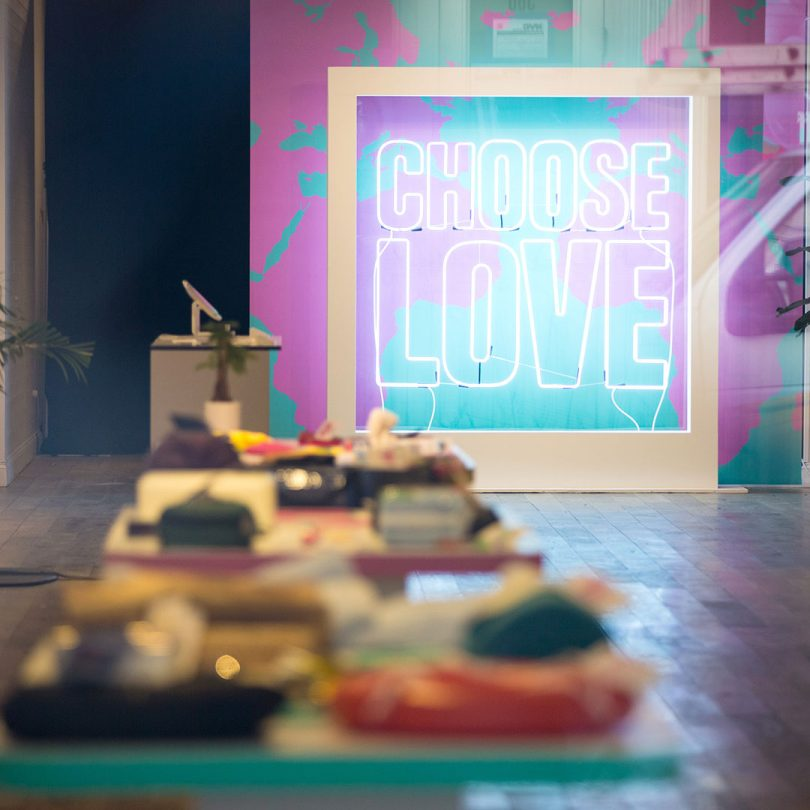 James Turner Asks Us to Choose Love This Holiday Season