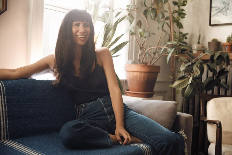 Friday Five with Molly Surno