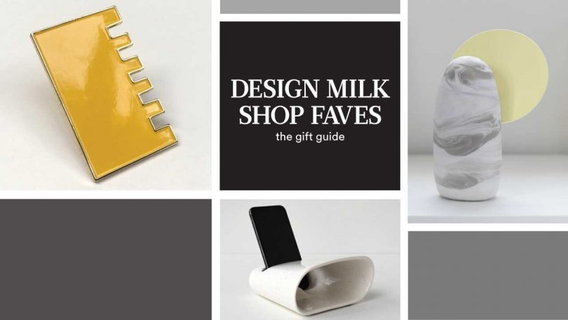 2019 Gift Guide: Design Milk Shop Favorites