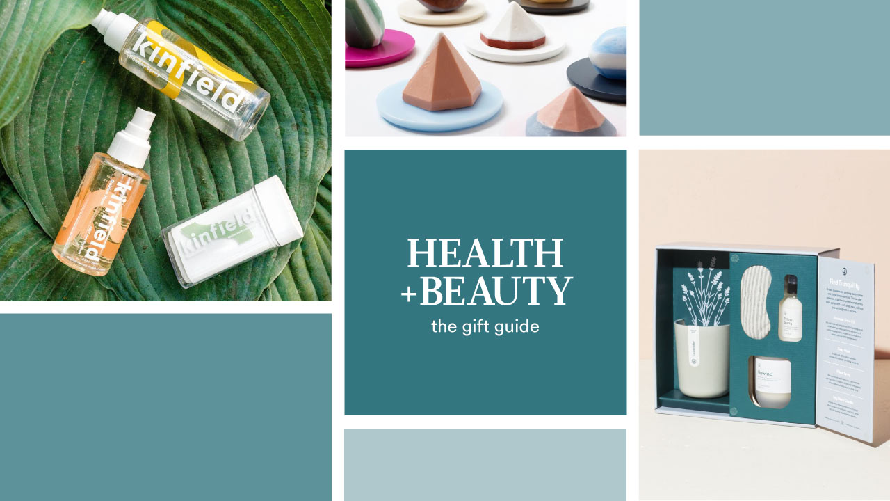2019 Gift Guide: Health and Beauty