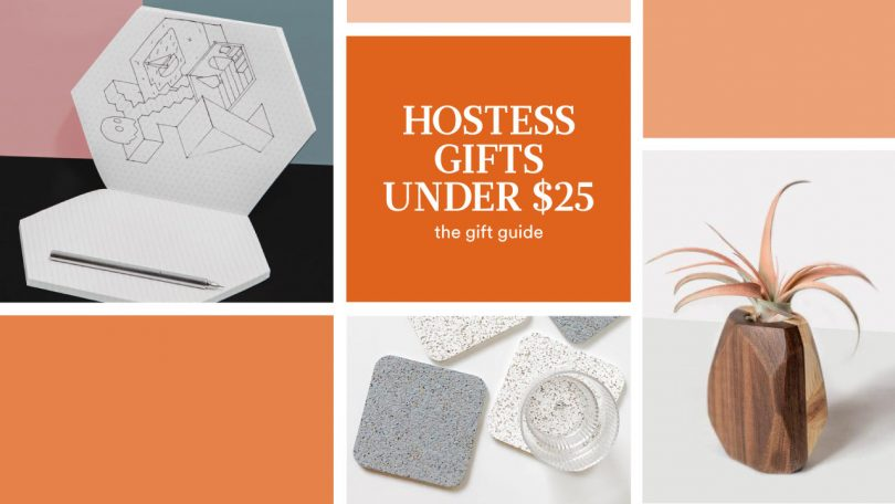 2019 Gift Guide: Hostess Gifts Under $25
