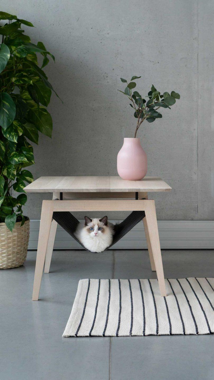 Marvelous Kikko Lulu Comfy Cat Furniture From Labbvenn Design Milk Andrewgaddart Wooden Chair Designs For Living Room Andrewgaddartcom