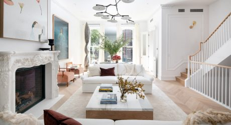 This 5-Story Brownstone in Brooklyn Heights Is up for Grabs