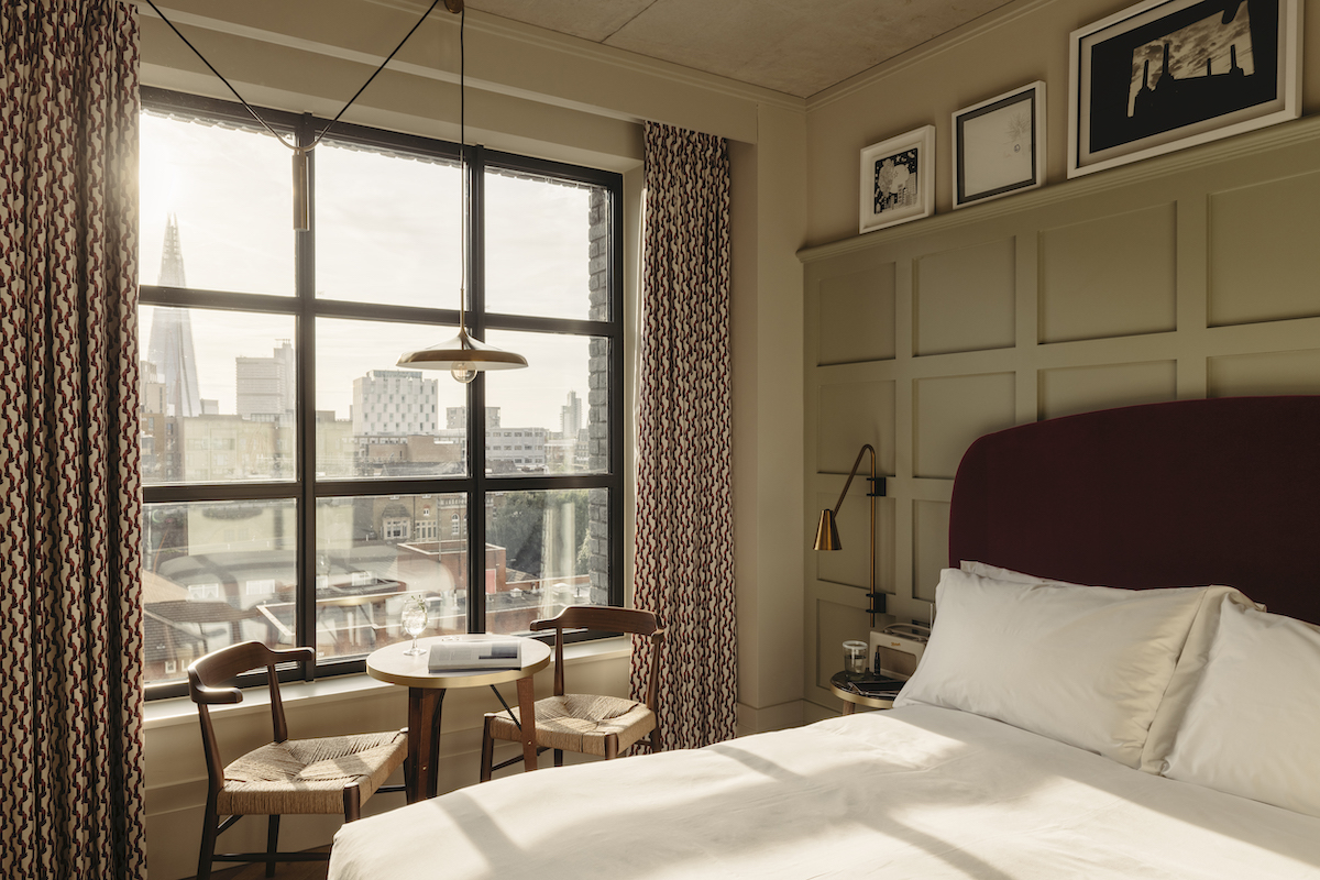 The Hoxton, Southwark: Rest, Work + Dine Among London's Creatives