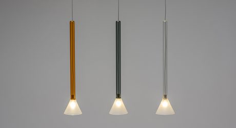 The TUBULAR Lighting Collection Is Exactly That