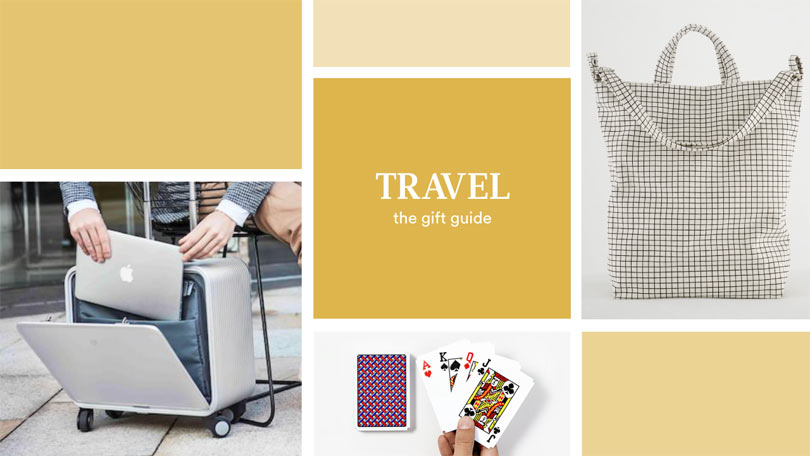 2019 Gift Guide: Travel
