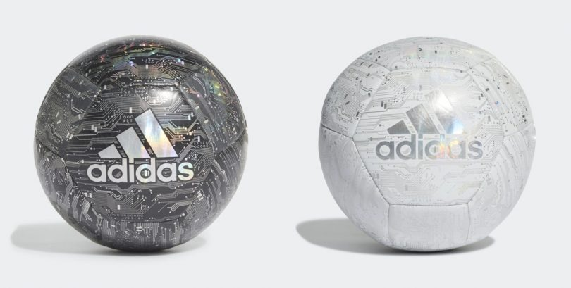 Adidas Scores With a Soccer Ball for the Digital Age