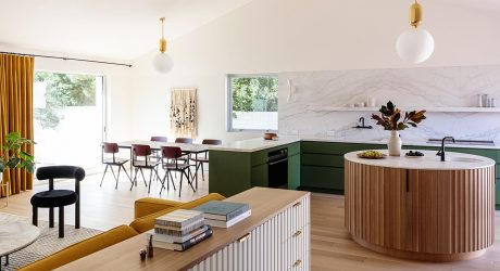 At Home with And And And Studio: The Courtyard House [VIDEO]