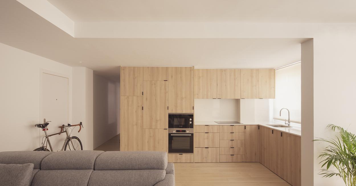 MV Apartment by Carlos Segarra