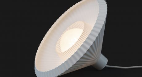 Plumen x Batch.works 3D-Printed Lampshades Glow With Potential