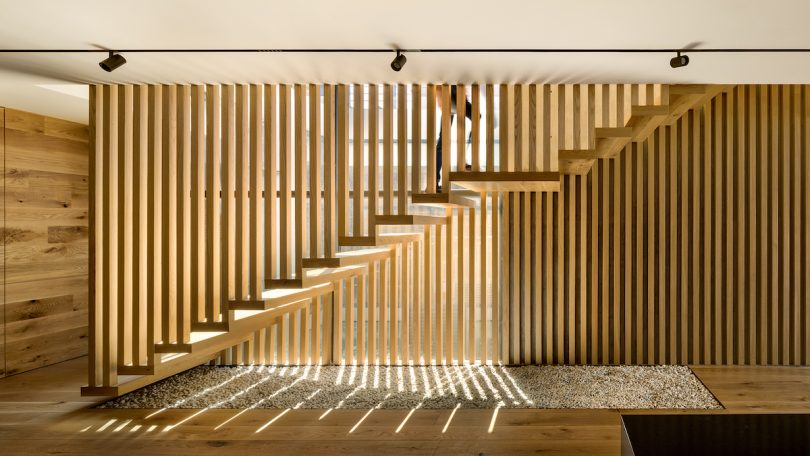 In This Mexico City home, the Staircase Is a Spectacle