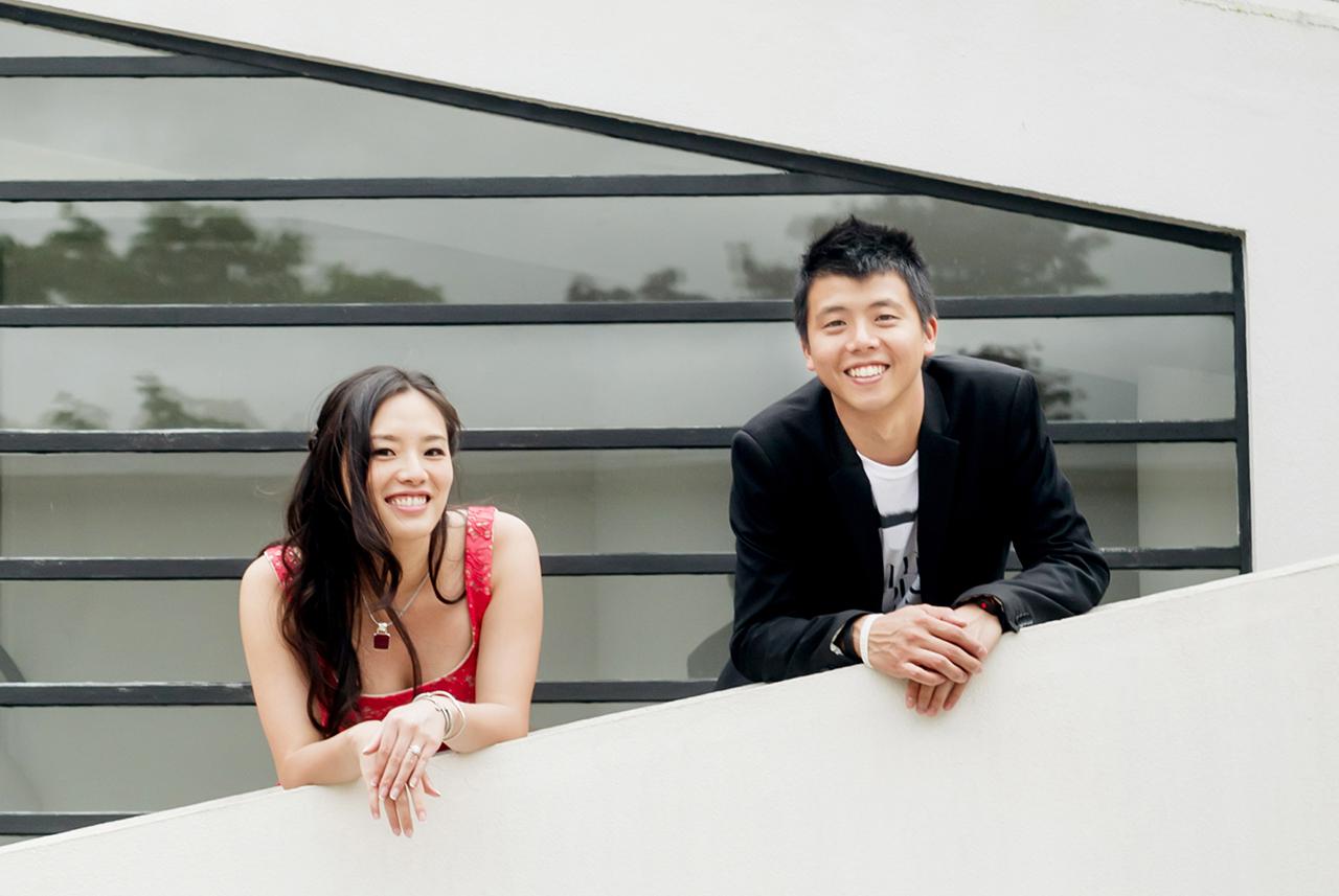 Friday Five with Kevin Lim + Caroline Chou of OPENUU