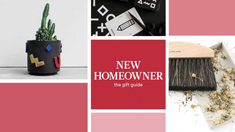 2019 Gift Guide: New Homeowners