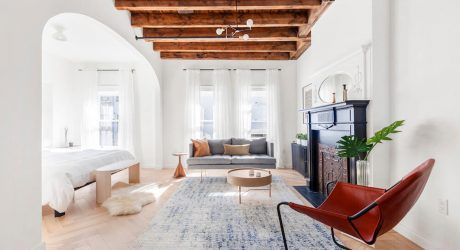 A Pied-à-Terre in Crown Heights Undergoes a Massive Renovation