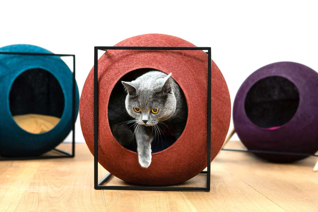 Meyou Paris Designs Cozy Cat Furniture