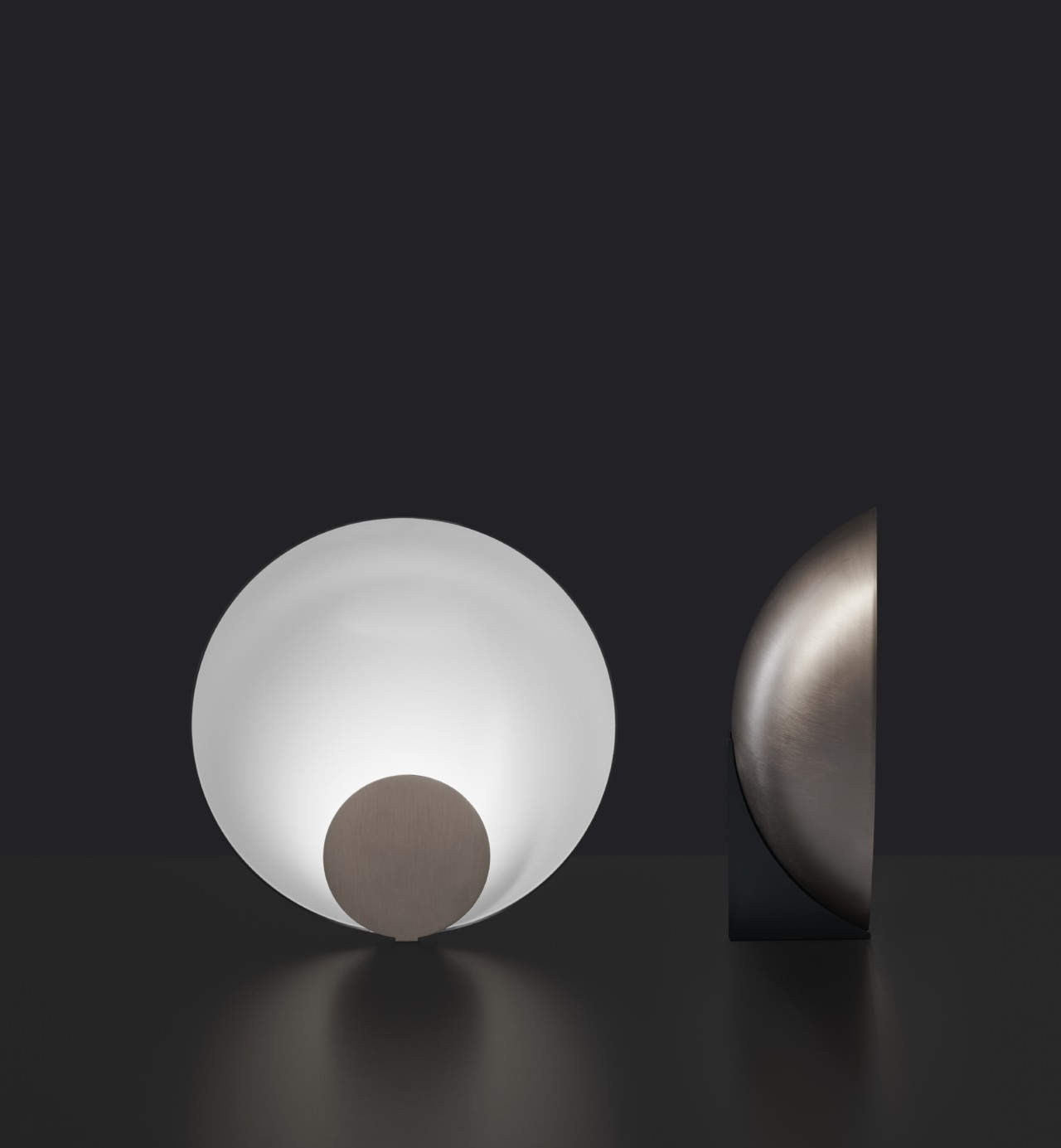 The Siro Table Lamp Derives From the Brightest Star in the Sky