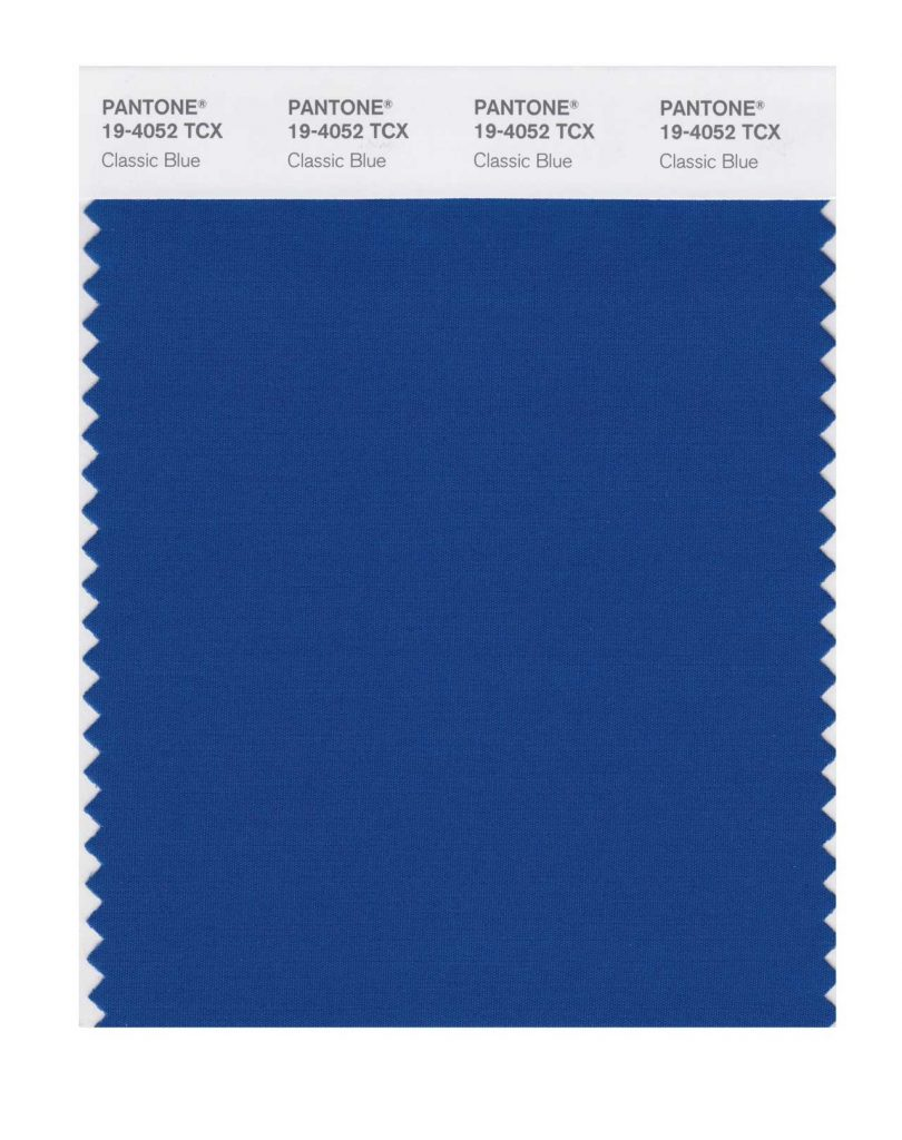 Pantone color of the year 2020 classic blue design milk - Color of the year 2020 ...