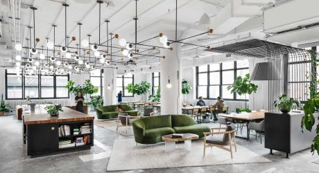 Shake Shack Renovates a Print Building for New York City Headquarters