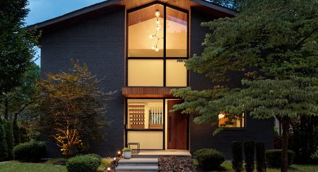 A Renovated 1962 Modernist House in Washington D.C.