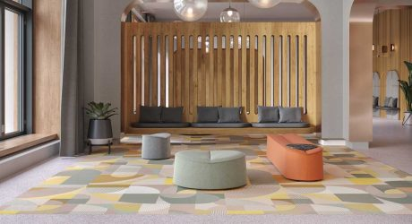 Tarkett Introduces nowHAUS: A Bauhaus-Inspired Flooring Collection